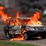 Burn Injuries: Burns Caused by Motor Vehicle Accidents